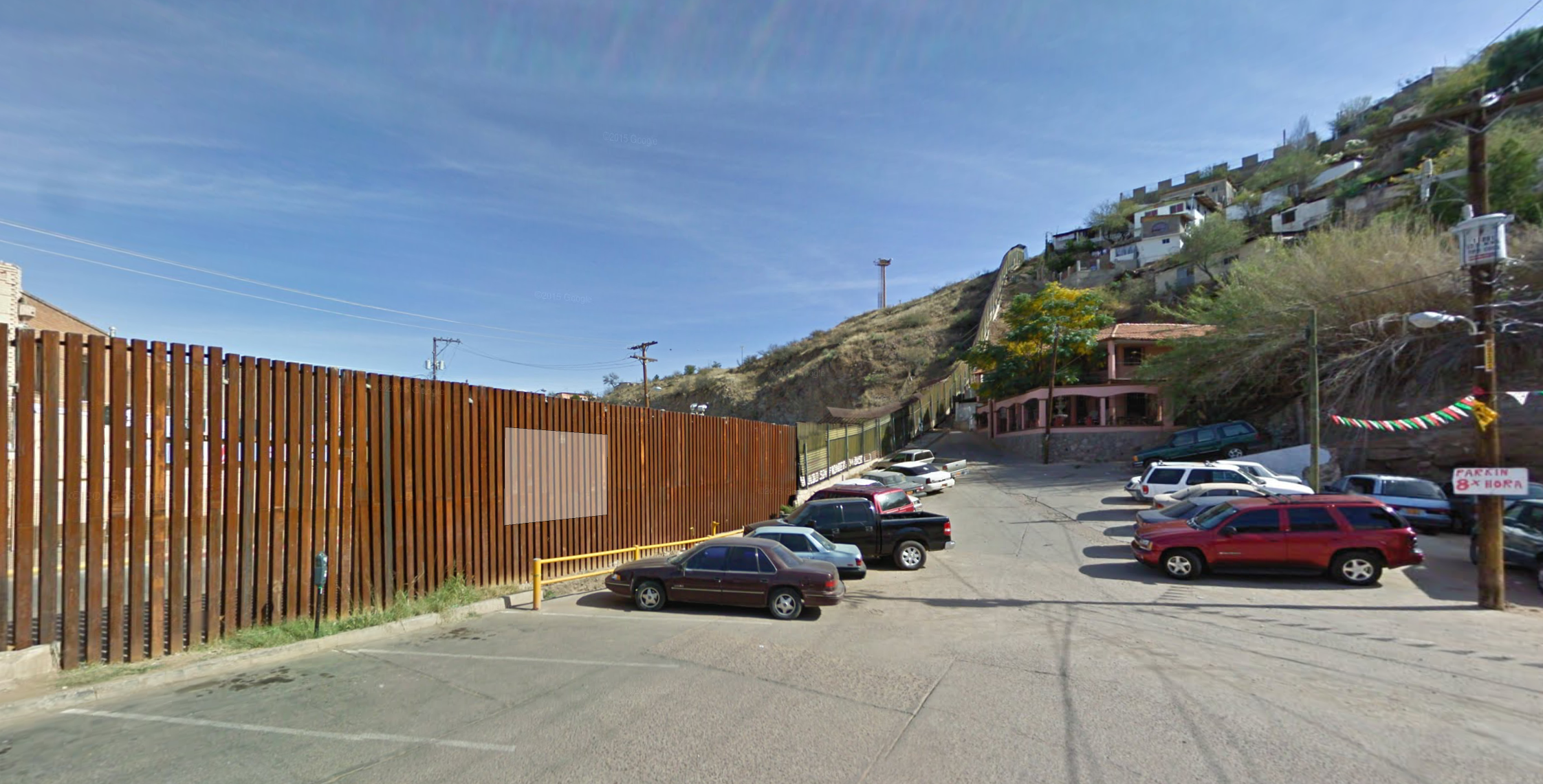 parking wall nogales rev