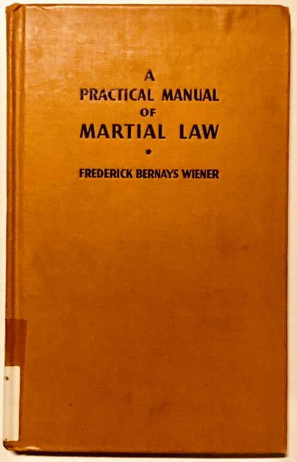 wiener martial law